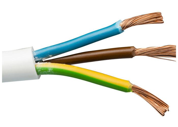 Art des Kabel-BV60227 der Haus-elektrische Draht, der für Apparat ...