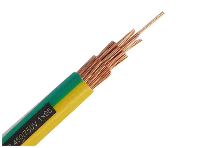 Mehradriger kupferner Leiter-elektrisches Kabel-Draht/elektrische ...