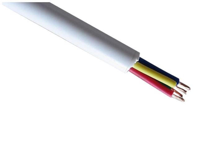 Der vier Kern-isolierte flexibler kupferner Leiter-elektrisches ...