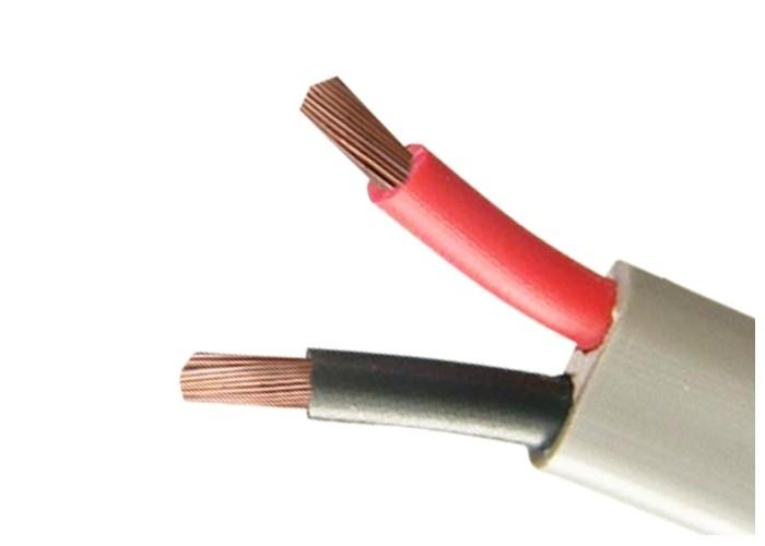 Flexibler kupferner Leiter-PVC-Isolierungs-elektrisches Kabel-Draht ...
