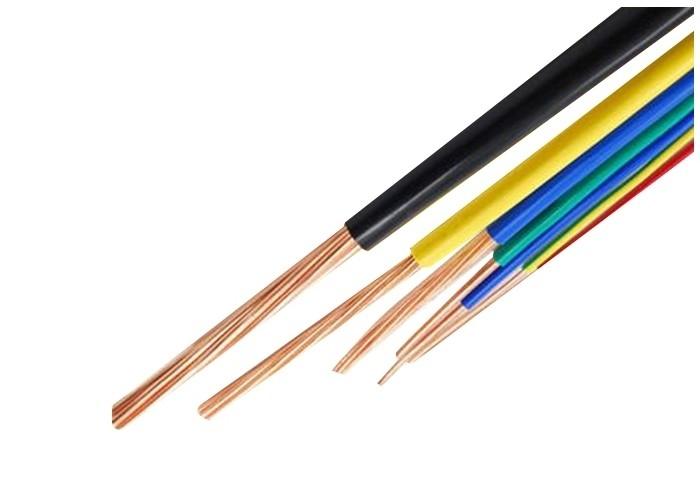 Einkerniges nicht umhülltes elektrisches Kabel-Draht-Niederspannungs ...
