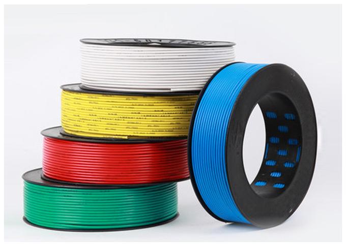 PVC beschichtete elektrisches Kabel-Draht 1,5 Quadrat-Millimeter ...